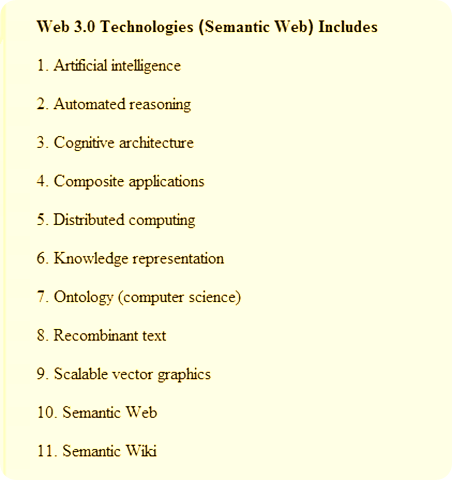 De: Web 3.0 Technology