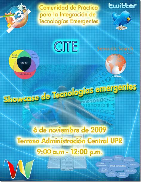 showcase flyer 2