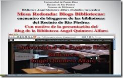 Mesa Redonda UPRRP