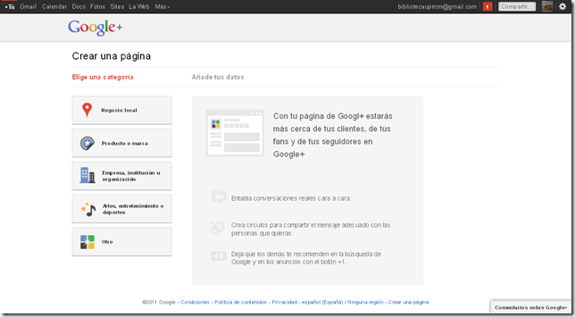 (1) Crear una página de Google  2011-11-08 08-39-44